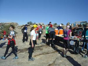 Ultramarathon-Aid-Station