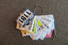 Display Your Bib Numbers